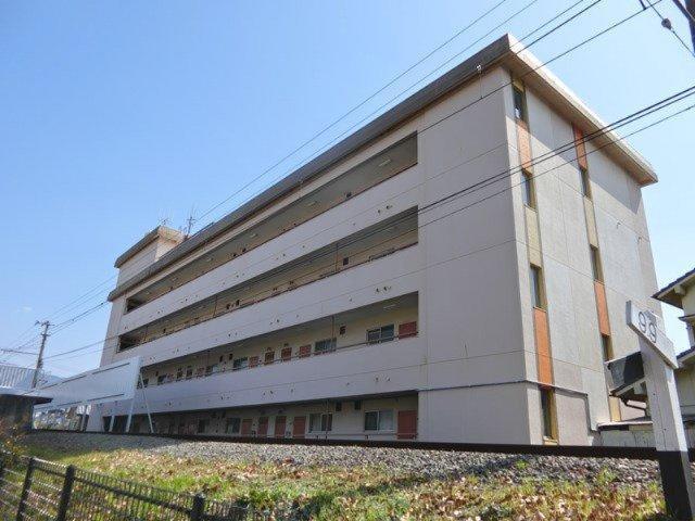 愛大医学部南口 徒歩8分 3階 2DK 賃貸マンション