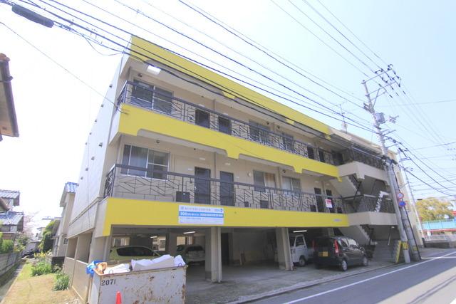 伊予和気 徒歩28分 3階 2DK 賃貸マンション