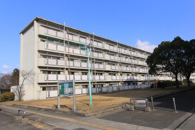松山市 バス30分 停歩11分 4階 3DK 賃貸マンション
