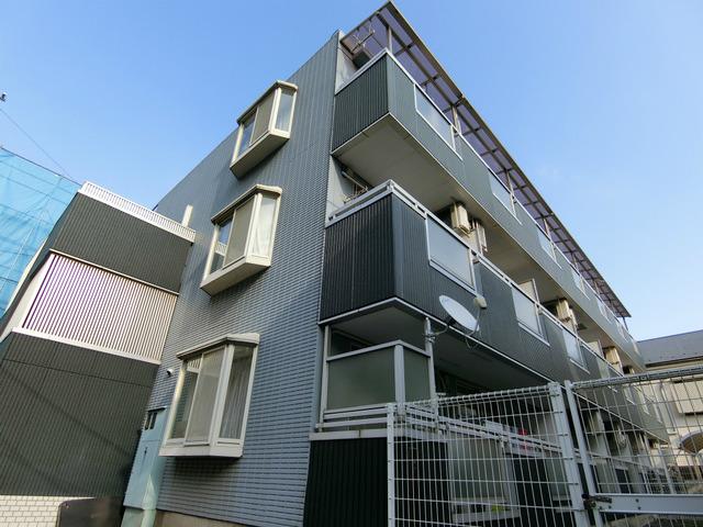 西太子堂 徒歩15分 2階 1K 賃貸アパート