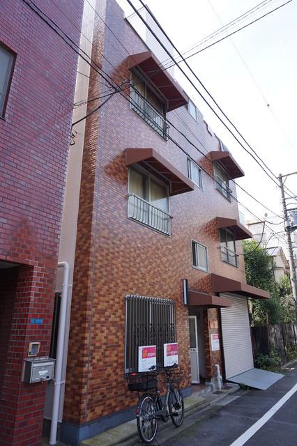 浅草 徒歩12分 4階 1LDK 賃貸マンション