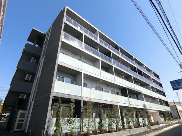 ディアレイシャス東京サウスパレス 賃貸マンション