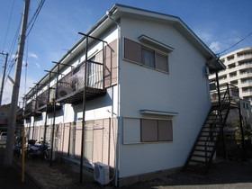 長津田 徒歩4分 2階 2K 賃貸アパート