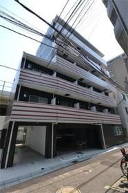 広尾 徒歩9分 6階 1K 賃貸マンション