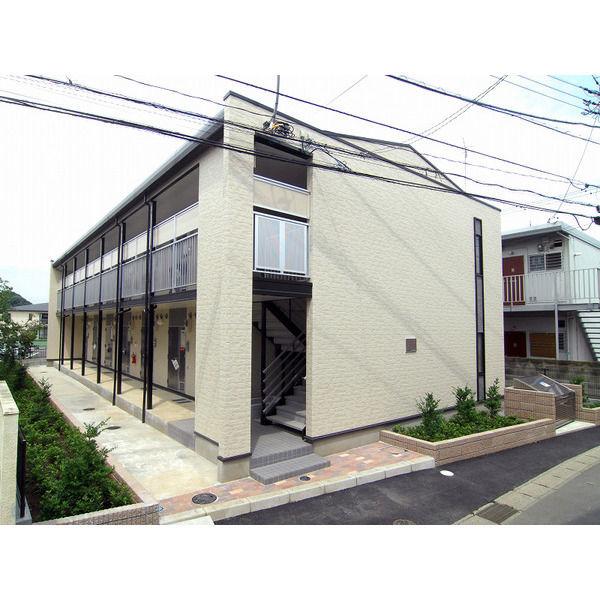京成幕張 徒歩14分 2階 1K 賃貸アパート