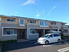 グレイスカレント成田Ⅱ 賃貸アパート