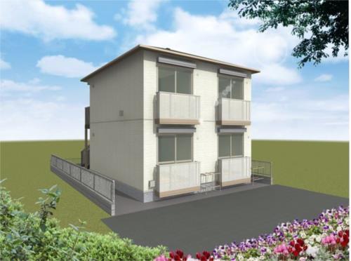 泉区中田西シャーメゾン(仮) 賃貸アパート