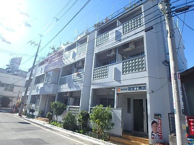 志村三丁目 徒歩12分 2階 1K 賃貸マンション