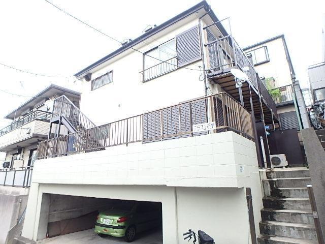 志村三丁目 徒歩20分 2階 1R 賃貸アパート