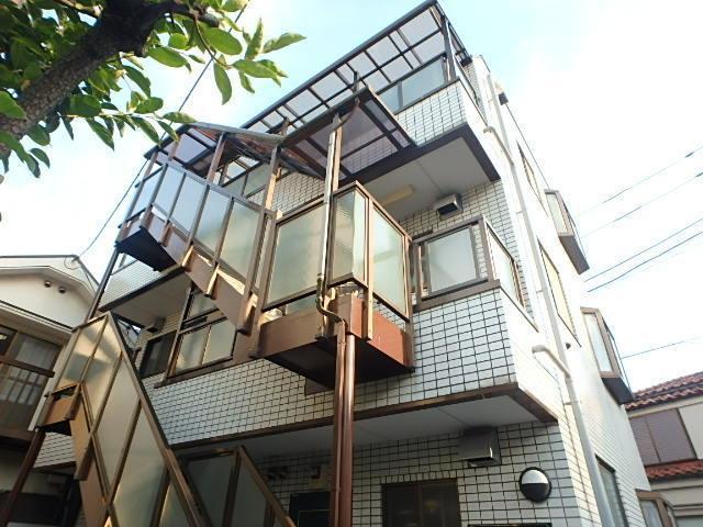 志村三丁目 徒歩15分 3階 1DK 賃貸マンション