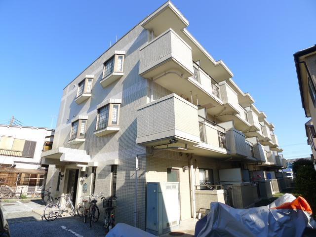 松戸 徒歩43分 3階 1K 賃貸マンション