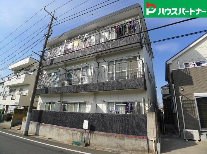 松戸 徒歩18分 3階 1LDK 賃貸マンション