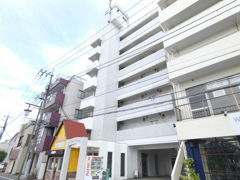 松戸新田 徒歩7分 2階 1K 賃貸マンション