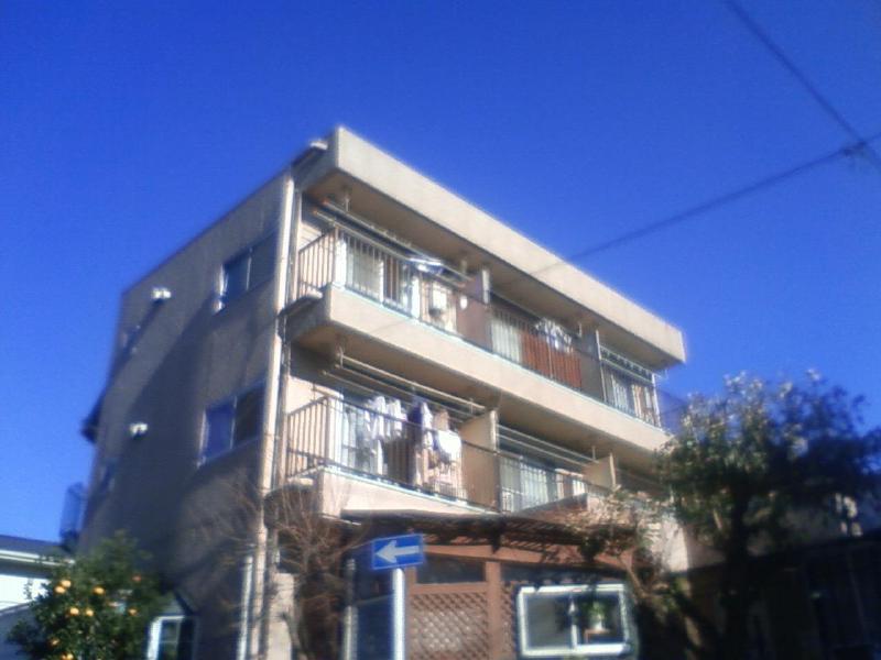 馬橋 徒歩18分 3階 1K 賃貸マンション