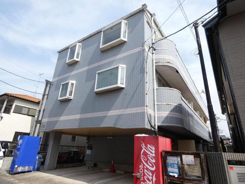 松戸新田 徒歩11分 3階 1K 賃貸マンション
