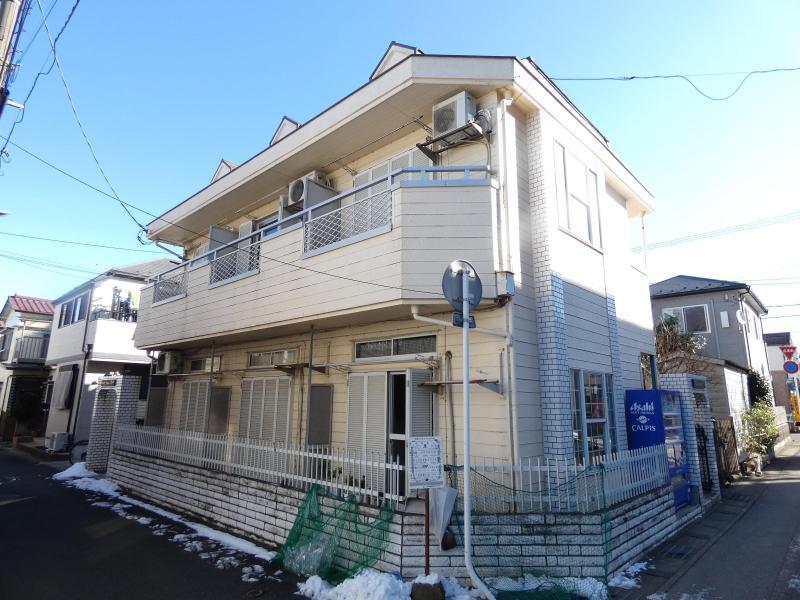 松戸 徒歩25分 2階 1K 賃貸コーポ