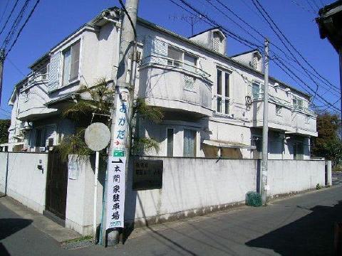 松戸 徒歩44分 1階 1K 賃貸コーポ