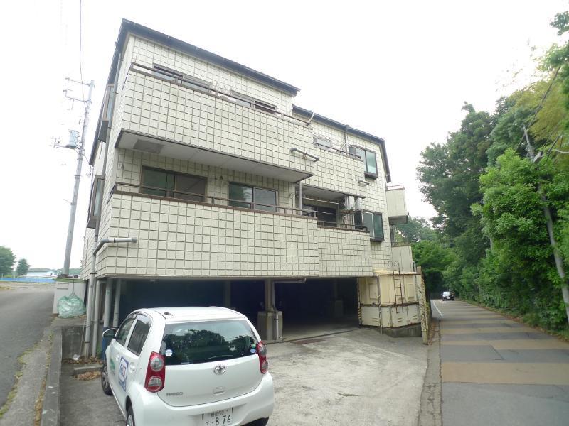 松戸新田 徒歩21分 3階 1DK 賃貸マンション