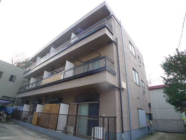松戸 徒歩20分 3階 1K 賃貸マンション
