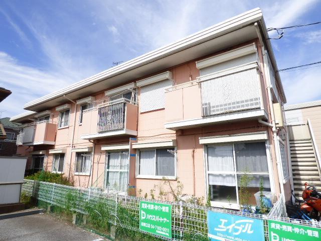 増尾 徒歩28分 1階 2DK 賃貸コーポ