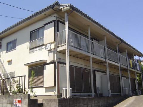 増尾 徒歩29分 2階 2DK 賃貸コーポ