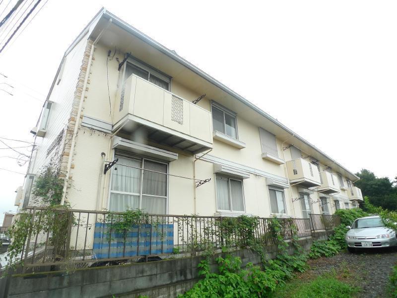 江戸川台 バス7分 停歩1分 2階 2DK 賃貸ハイツ