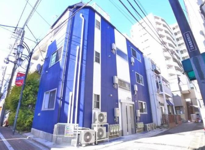 京成立石 徒歩2分 4階 1R 賃貸マンション