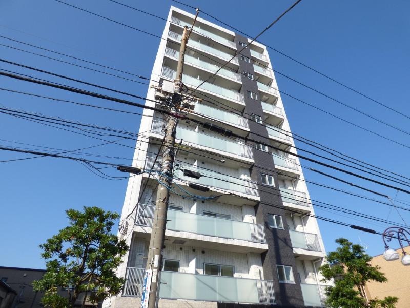 綾瀬 徒歩20分 2階 1K 賃貸マンション