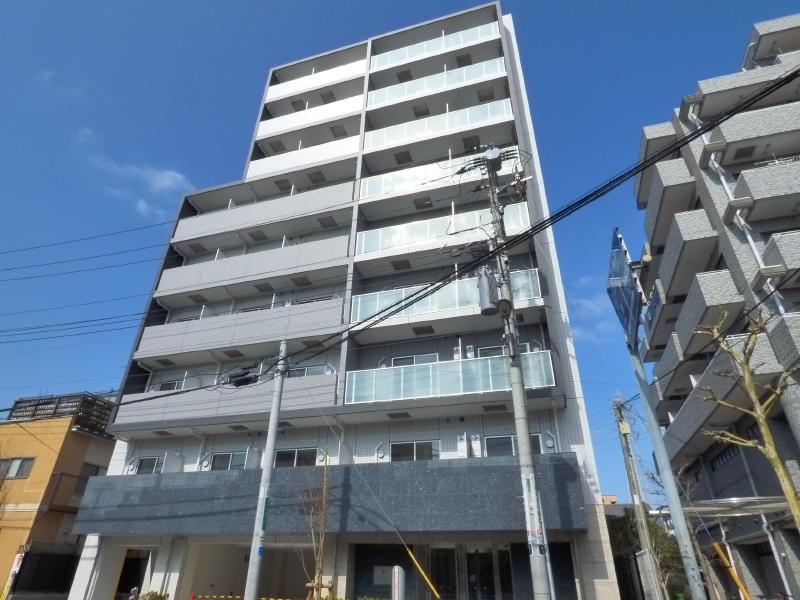 綾瀬 徒歩10分 4階 1K 賃貸マンション