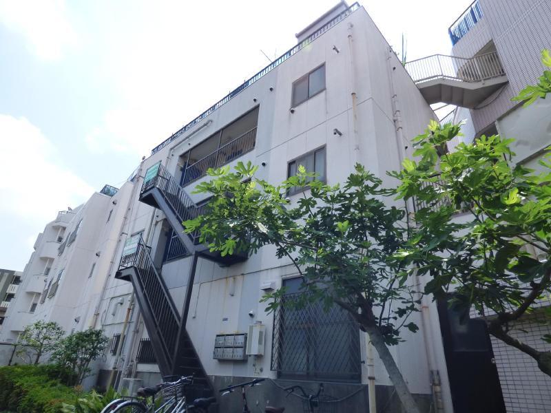 綾瀬 徒歩15分 3階 1DK 賃貸マンション