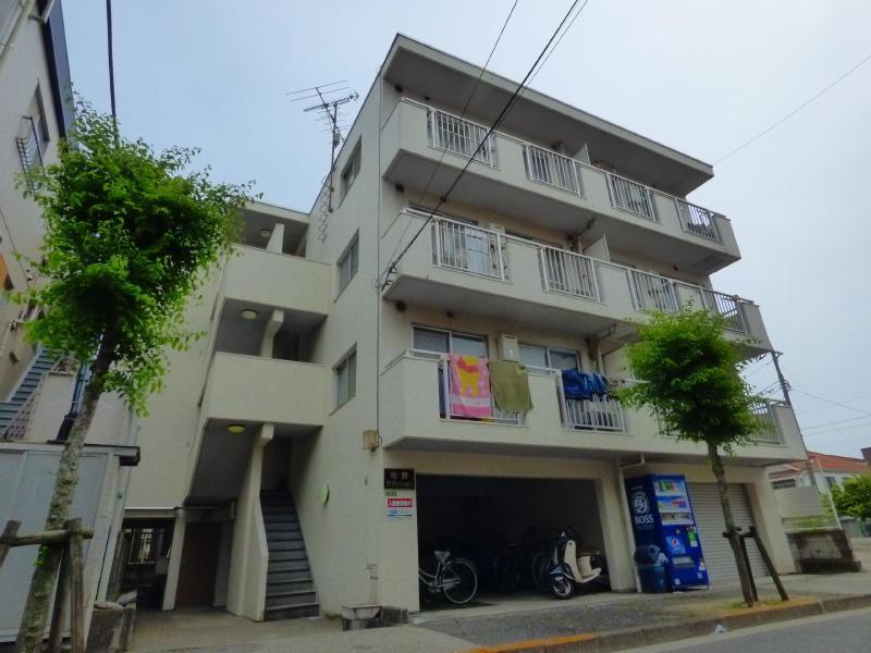 綾瀬 バス20分 停歩3分 2階 2K 賃貸マンション