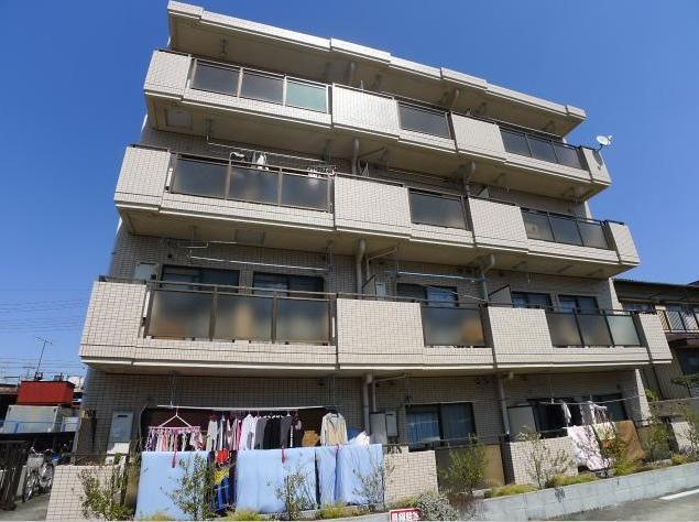 綾瀬 バス12分 停歩3分 3階 1DK 賃貸マンション