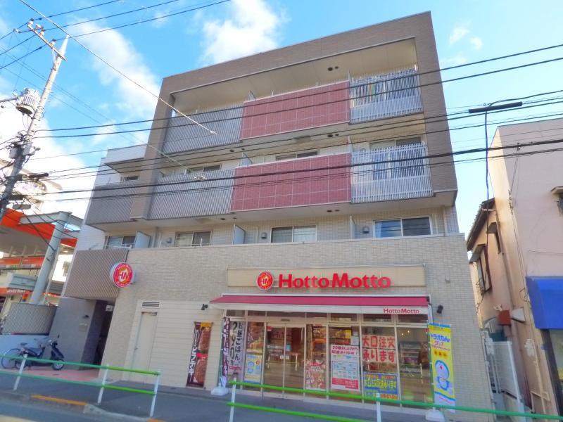 綾瀬 徒歩28分 3階 1K 賃貸マンション