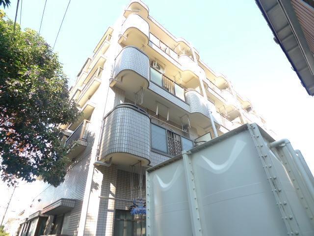 金町 バス20分 停歩3分 4階 2DK 賃貸マンション