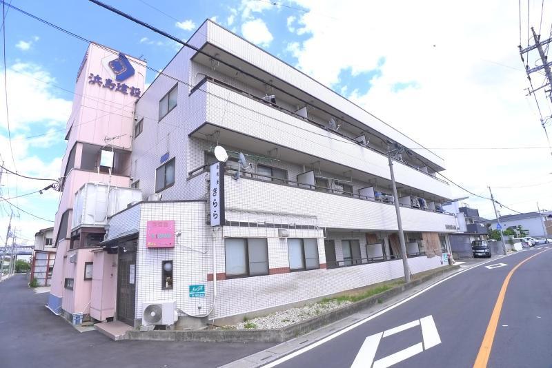 三郷中央 バス15分 停歩6分 3階 3DK 賃貸マンション