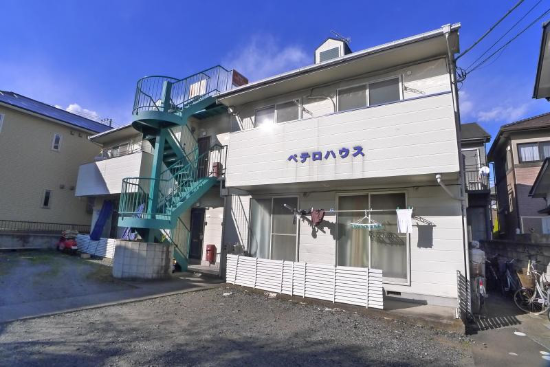 三郷中央 バス7分 停歩1分 2階 2LDK 賃貸アパート