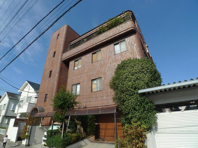 幸谷 徒歩9分 3階 2DK 賃貸マンション