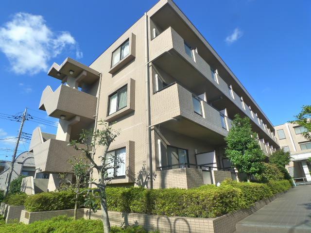 新松戸 徒歩14分 3階 1K 賃貸マンション