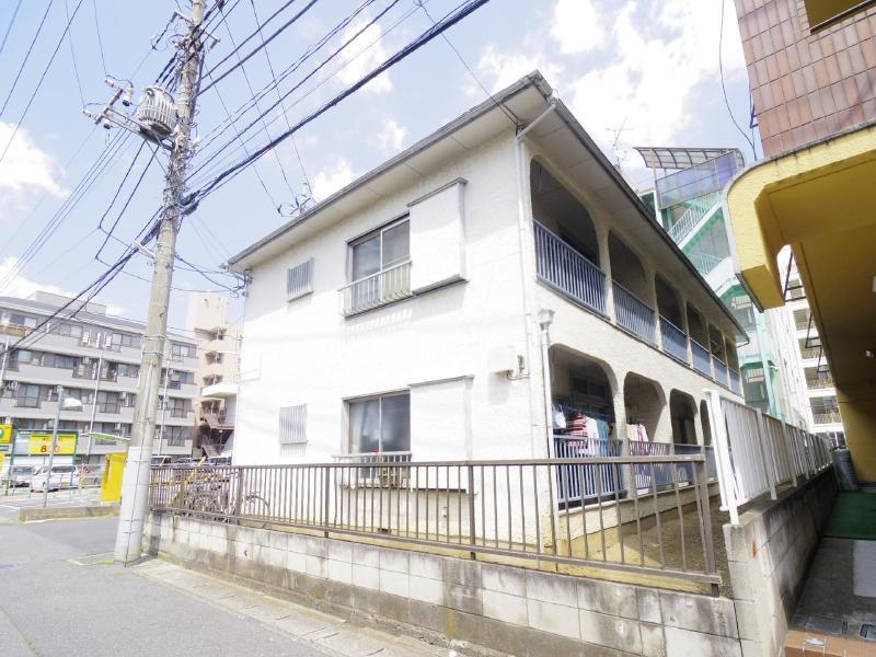 新松戸 徒歩4分 1階 2DK 賃貸アパート
