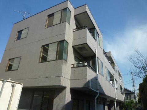 平和台 徒歩10分 2階 2DK 賃貸マンション