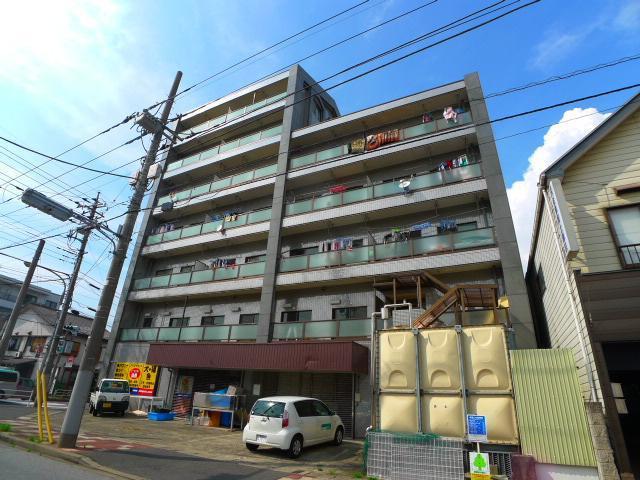 平和台 徒歩4分 4階 3DK 賃貸マンション
