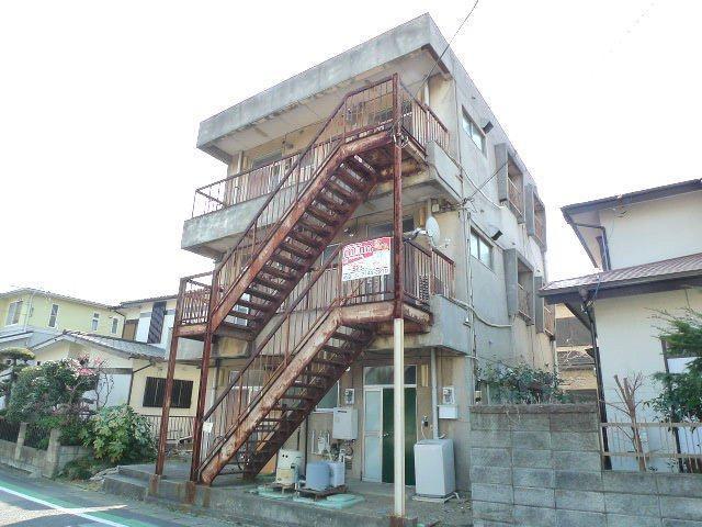 豊四季 徒歩10分 1階 2K 賃貸マンション