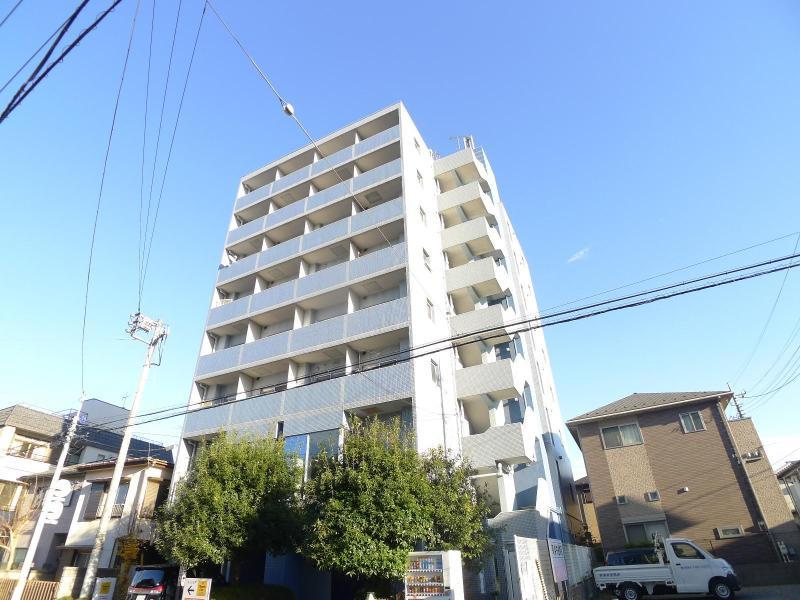 天王台 徒歩31分 8階 1K 賃貸マンション