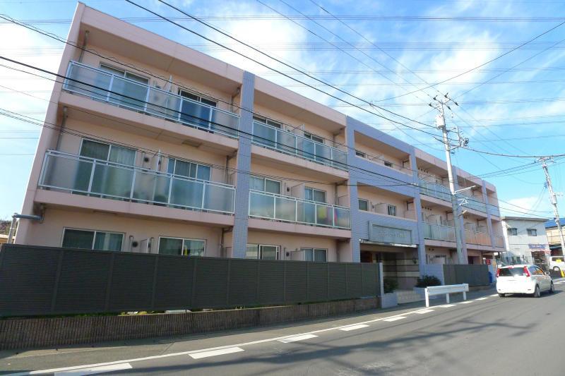 江戸川台 徒歩37分 1階 1K 賃貸マンション