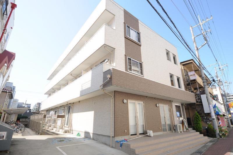 江戸川台 徒歩19分 3階 1K 賃貸ハイツ