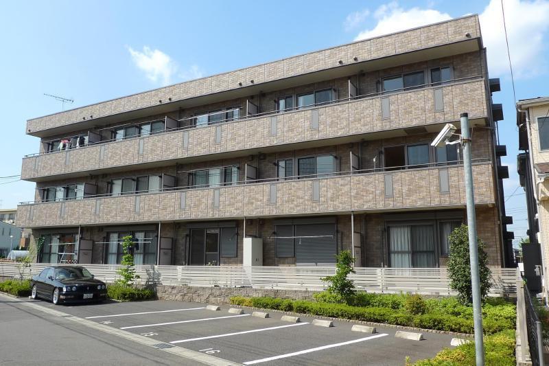 江戸川台 徒歩53分 1階 2DK 賃貸ハイツ