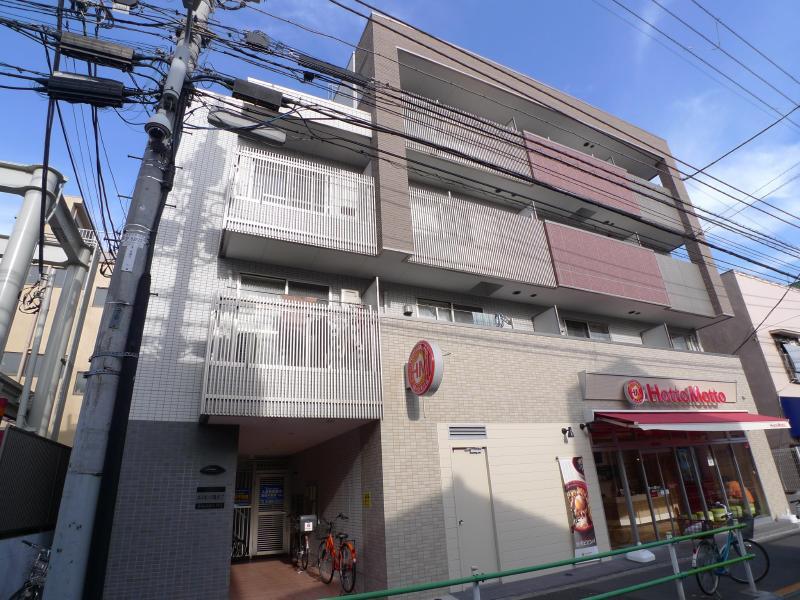 綾瀬 徒歩30分 3階 1K 賃貸マンション