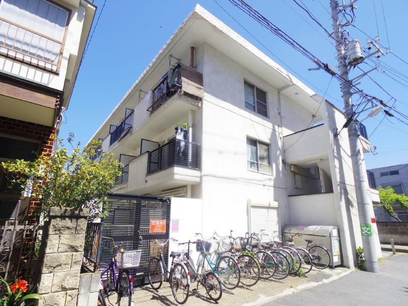 京成高砂 徒歩16分 2階 1K 賃貸マンション