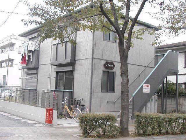 京成立石 徒歩18分 1階 1K 賃貸ハイツ