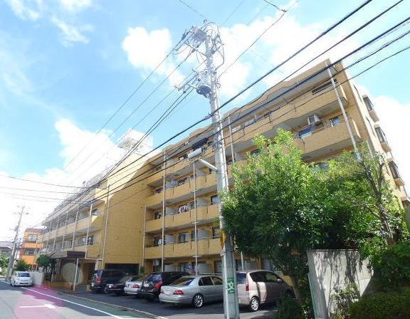 京成高砂 徒歩16分 1階 2DK 賃貸マンション